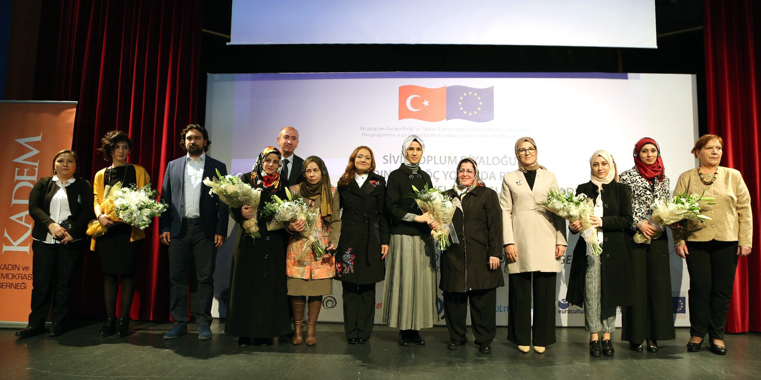 "The Project ""Women On The Move"" Was Completed With International Refugee Women Panel And ""AYRILIK (Separation)"" Documentary Premiere"