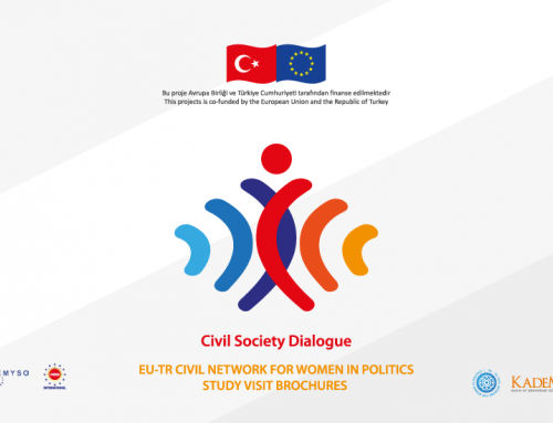EU-TR Civil Network For Women In Politics Study Visit Brochures