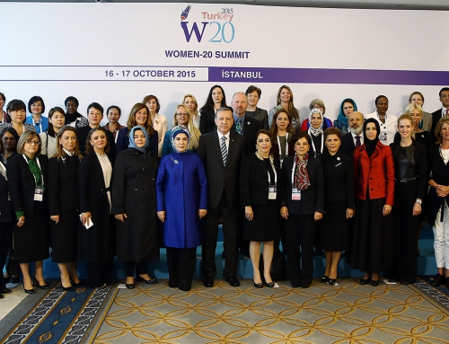 KADEM stands at W20 Summit