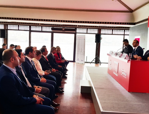 PRESS CONFERENCE OF VODAFONE ISTANBUL MARATHON THE 37TH HAS BEEN HELD