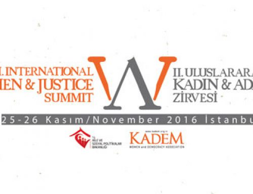 KADEM announces Second International Women and Justice Summit