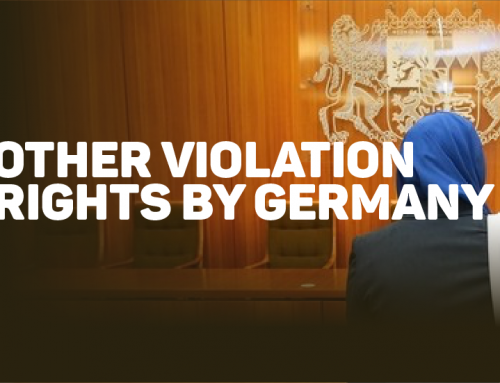 Another Violation of Rights by Germany