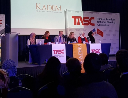 KADEM Organized A Panel In New York, Regarding The Refugee Women In Turkey And In World