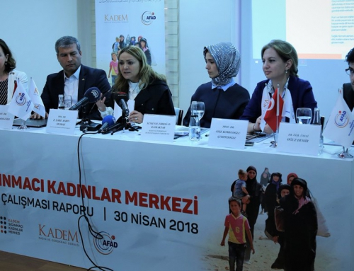 At the Turkey and Syria Culture Meeting, the Results of the Refugee Women Research Report Were Announced Through a Press Launch