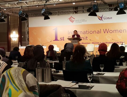 The 1st International Women's Summit took place in Germany