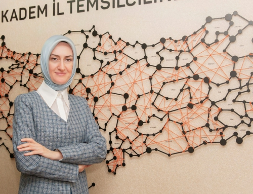 The President of KADEM Saliha Okur Gümrükçüoğlu's Interview with Anadolu Agency