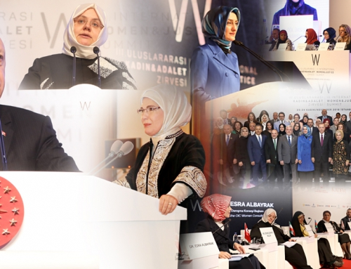 Final Report of the Third International Women and Justice Summit