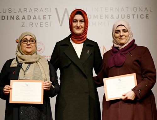 Success Story of Two Women at the Talks Session of the Third International Women and Justice Summit