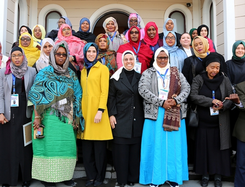 Somalian Women Politicians are in Turkey to Follow for Local Elections