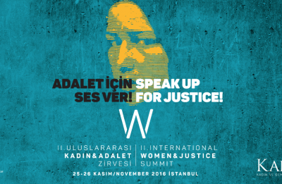 COUNT DOWN STARTED FOR THE II. WOMEN & JUSTICE SUMMIT ORGANIZED BY KADEM